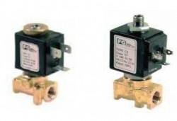 "FG - C02CB20.S 1/4"" 2,4mm 3/2 - N.Açık Solenoid Valf"