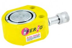 FERRO - CFS20-11 Hidrolik Yatık Tip Tek Etkili Silindir 700 Bar 20 Ton 11mm