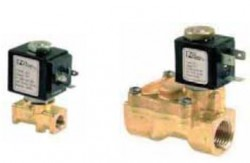 "FG - L01BV20 1/8"" 2,0mm 2/2 - N.Kapalı Buhar Solenoid Valf"