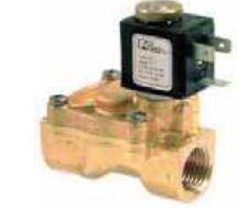"""FG - N02CB20 1/4"""" 2,0mm 2/2 - N.Açık Genel Maksat Solenoid Valf"""