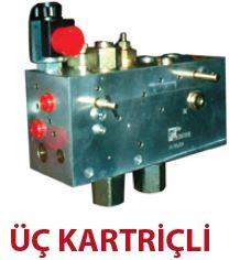 HBS - A60001421/12-24 3 KARTRİÇLİ MOMENT KONTROL VALFLERİ