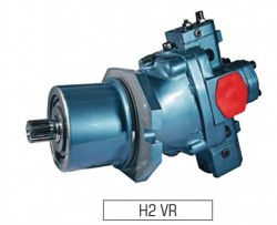 SAMHYDRAULIK - H2VR 55 2EM Elektrik Kontrol PİSTONLU MOTOR