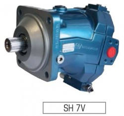 SAMHYDRAULIK - SH7V 108 REE Elektrik Oransal Kontrol Bsnç.Duy. PİSTONLU MOTOR