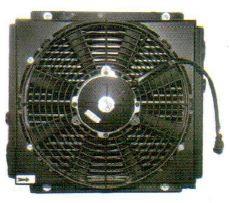 OMT - ST 2210 12-24 V 2500 DEViR DC MOTOR TAHRİKLİ FANLI SOĞUTUCU