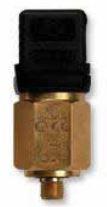 ELETTROTEC - PSM50 10 - 50 N.A. - N.K. Basınç Denetleyici Anahtar