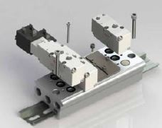 """AIGNEP - 01 VV 03 NC 02 3/2 - 1/8"""" Servo Anten Valf"""