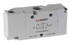 """AIGNEP - 01V P0 3 NC 05 1/2"""" Tek Hava 3/2"""