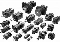 SAUER DANFOSS - 151-6462 OMR 100F/NF cc/d 25 mm Negatif Frenli Motor