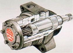 SAUER DANFOSS - 151 H20xx OMEW 125 cc/d 35mm Teker Motoru (Konik Şaft