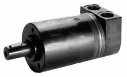 SAUER DANFOSS - 151G0040 OMM 8 cc/d 16 mm Hafif Seri Motor