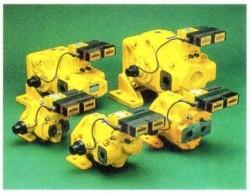YUKEN - A 37-04EH 36.9 cc/dev 210 Değişken Deplasmanlı Elektro-Hidrolik Oransal