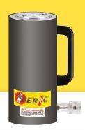 FERRO - CRASD50-165 Hidrolik Çift Etkili Alüminyum Silindir 700 Bar 50 Ton 165 mm