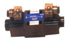 "HYSTAR - DSG 3C60 N 01 A220 1/4"" NG 6 BOBİNLİ YÖN KONTROL VALFİ (CETOP 3)"