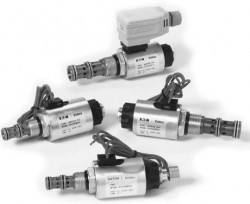 EATON VICKERS - EPRV 3-10-24DG 02-200958 C-10-3 Oransal basınç düşürücü/ Emniyet valfi, 301lt/dak, 210 bar 24 VDC BASINÇ DÜŞÜRÜCÜ VALF