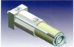 HYDRO CONTROL - H-C 06 Pnömatik Oransal F022A Kumanda Kolu Uyarı Opsiyonu
