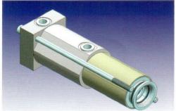 HYDRO CONTROL - H-C M50 Pnömatik Oransal F022A Kumanda Kolu Uyarı Opsiyonu