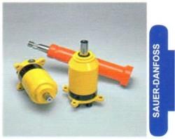 SAUER DANFOSS - OSPM 50 PB Mini Direksiyon Ünitesi - Basınç Kontrol Valfi ile Kolon Dahil
