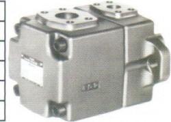 YUKEN - PV2R4-153 F 153.0 cc/dev 175 bar Parletli Pompa - Komple