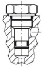 WALVOIL - 3XTP3545701 KAVİTE TAPALARI (CAVITY PLUGS)