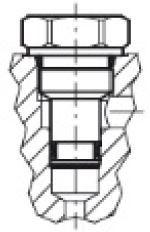WALVOIL - 3XTP357B300 KAVİTE TAPALARI (CAVITY PLUGS)