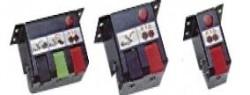 OMFB - D13 2/M/S 2'li Switchli İKİLİ PNÖMATİK DAMPER VALF