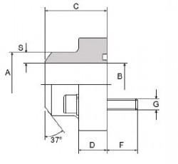 CIOCCA - CFS104-STM 1 1/4