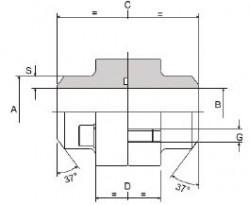 CIOCCA - DFS100-ST 3/4