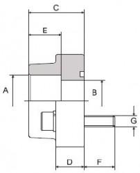 CIOCCA - CFS110-S 2 1/2