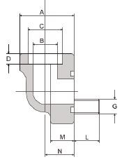CIOCCA - FS280-90°-S 1/2