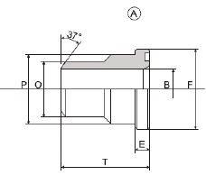 CIOCCA - C3049-ST-A / B 1 1/2
