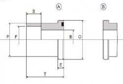 CIOCCA - C2530-S-A / B 1 1/4