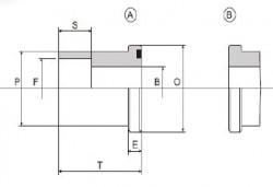 CIOCCA - C2532-S-A / B 1 1/4