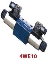 HIGHTECH - 4WE10C35/CW220N9K4Z5LS NG-10 4/2 TB (Açık Geçiş) BOBİNLİ YÖN KONTROL VALFİ
