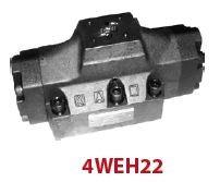 HIGHTECH - 4WEH22J70/ETS-V ABT GÖVDE NG 22 YÖN KONTROL VALFİ (GÖVDE)