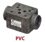 HIGHTECH - PCV-02M-B B HATTI NG6/NG10 MODÜLER KİLİTLEME VALFİ