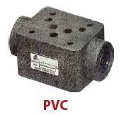HIGHTECH - PCV-02M-W AB HATTI NG6/NG10 MODÜLER KİLİTLEME VALFİ