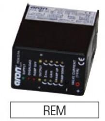 ARON - X30.90.0004 REM.DRA (Çift Bobin) Omron (mekanik konnektörlü) KART TUTUCU