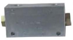 OILCOMP - VUP165 DL 14 X 04B İKİZ DÜZ KİLİT VALFİ