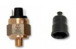 ELETTROTEC - PMN150A 50 - 150 N.A./ N.K. Basınç Denetleyici Anahtar
