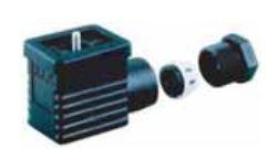 HTP - G4NU2CR1 A ISO 4400 DIN 43650 Devreli Soket