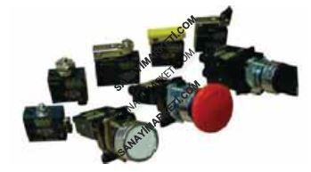 MCLR4 M 3/2 Pnömatik Valf