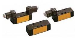 WAIRCOM - UDS105 KR/ZR Hava Yay ISO 5599/1 5/2 - 5/3 Pnömatik Valf