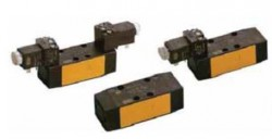 WAIRCOM - UDS105 SR/SR Hava Hava ISO 5599/1 5/2 - 5/3 Pnömatik Valf