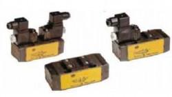 WAIRCOM - UDS212 SR/SR Hava Hava ISO 5599/1 5/2 - 5/3 Pnömatik Valf
