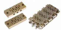 WAIRCOM - UDP/ISO1/S4 ISO - 1 Tekli ISO 5599 Pnömatik Valf Pleyti 1-2-3