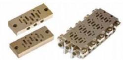 WAIRCOM - UDP/ISO3/S2 ISO - 3 Tekli ISO 5599 Pnömatik Valf Pleyti 1-2-5