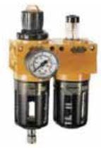 WAIRCOM - EZF3/20/RR7/L3PM Üçlü Şartlandırıcı EZ Pnömatik Şartlandırıcı 3/8