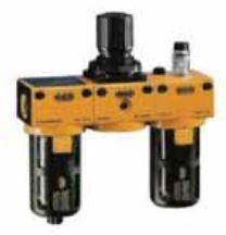 WAIRCOM - EZRR2/7F20/L2PM İkili Şartlandırıcı EZ Pnömatik Şartlandırıcı 1/2