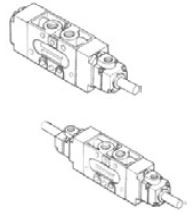 "UNIVER - CL-9302 A 1/4""-3/2 Normalde Kapalı CL SERİSİ 3/2 SOLENOİD VALF"
