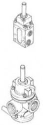 """UNIVER - AF-2540 3/4""""-3/2 N.Kapalı 3/2 POPPET SİSTEM SOLENOİD VALF"""
